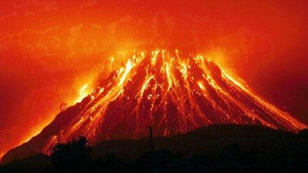 Самые большие извержения вулканов в истории человечества