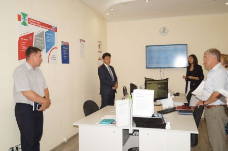 Глава городского округа О.В. Павлихин провел совещание в МЦУРе