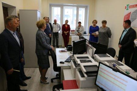 Совещание по работе МЦУР провел первый заместитель главы администрации В.В. Федонин