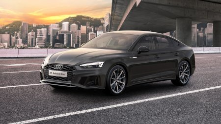 Audi объявила российские цены на A4 и A5 Sportback