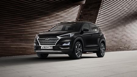 Hyundai назвал цены на специальные «черно-коричневые» Creta и Tucson