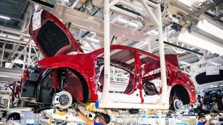 Обновлённый Kia Rio встал на конвейер в России