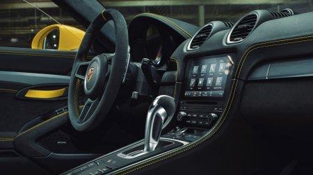Porsche 718 получил новую коробку передач