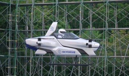 Toyota разработала летающее такси. Когда оно появится на улицах городов?