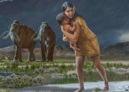10 000 лет в США жили люди и мамонты. О чем могут рассказать их следы?