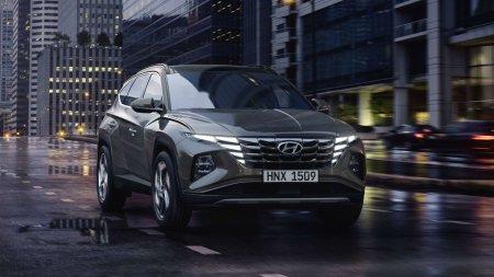 Hyundai объявил дату премьеры нового Tucson
