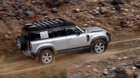 Land Rover открыл продажи нового Defender в России