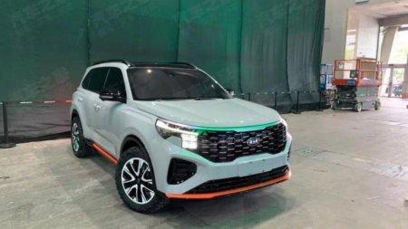 Новый Kia Sportage «засветился» в Китае