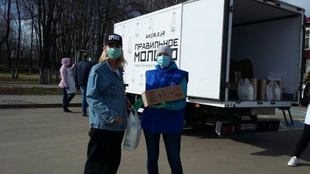 Единая Россия Подмосковья запустили сайт благодарности партнерам по борьбе с пандемией коронавируса «Волонтеры 50»