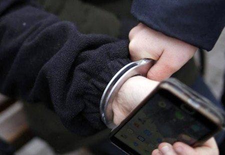 Задержан подозреваемый в краже мобильного телефона в г.о. Серебряные Пруды