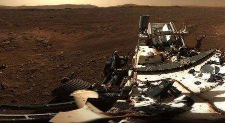 Марсоход Perseverance сделал почти 6 тысяч фотографий. На них уже можно посмотреть