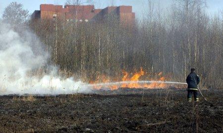 Требования пожарной безопасности к использованию открытого огня и разведения костров!