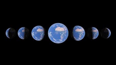 Как изменилась планета Земля за последние 37 лет? Смотрите сами, прямо сейчас