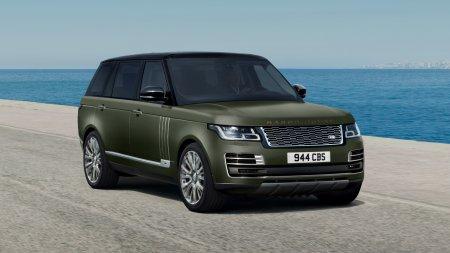 Топовый Range Rover обзавелся новой версией в России