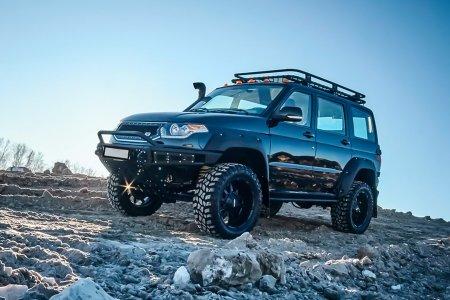 В России начались продажи особого Jeep Wrangler