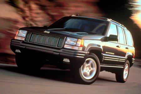 Криминальный элемент: 8 фактов о Jeep Grand Cherokee из 90-х