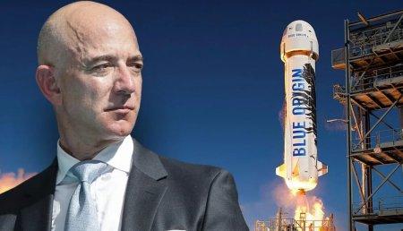 Глава компании Amazon Джефф Безос полетит в космос