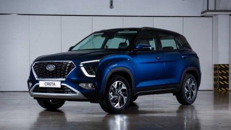Главные конкуренты новой Hyundai Creta: 5 самых интересных кроссоверов на российском рынке