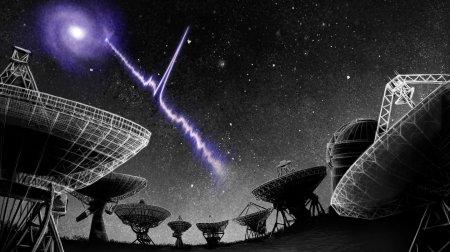 Как один телескоп обнаружил сотни таинственных радиосигналов из космоса?