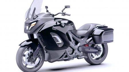 Мотоциклу Aurus дали имя