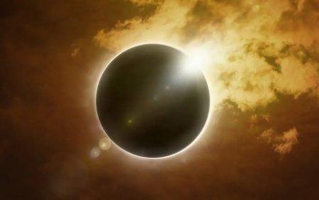 Солнечное затмение 10 июня 2021 года: самые лучшие фотографии