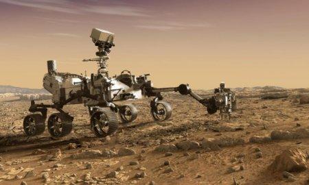 Марсоход Perseverance не смог собрать марсианский грунт