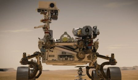 Почему Perseverance не смог взять образцы марсианского грунта?